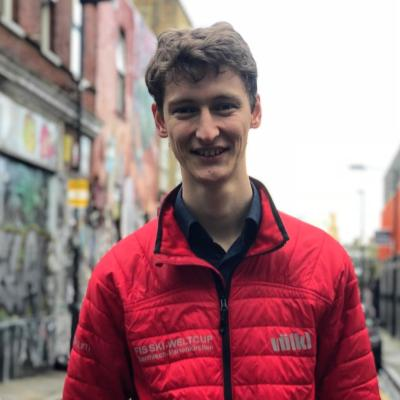 Dominik Kugelmann, 22d's co-founder
