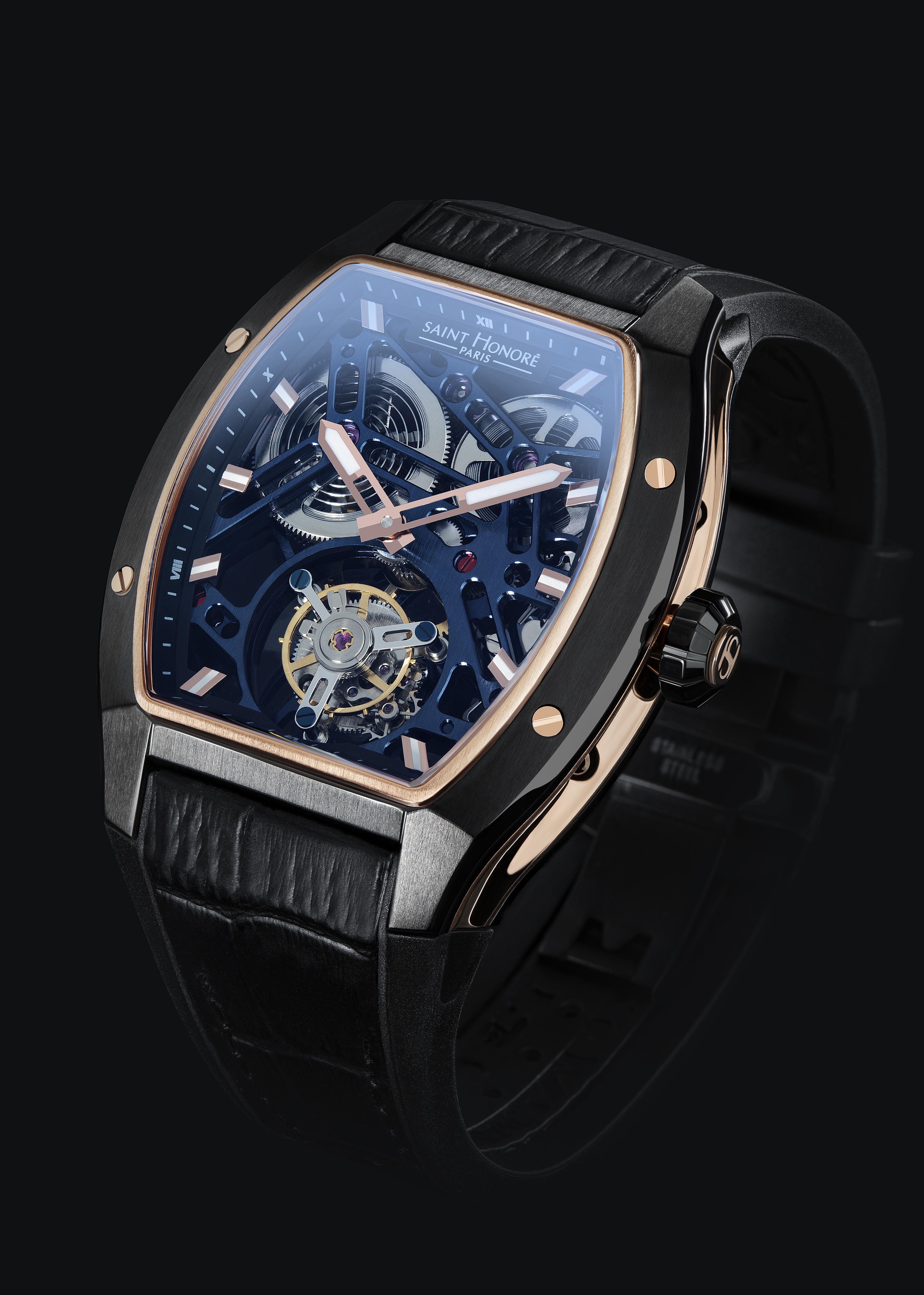 watch design saint honoré tourbillion rodolphe