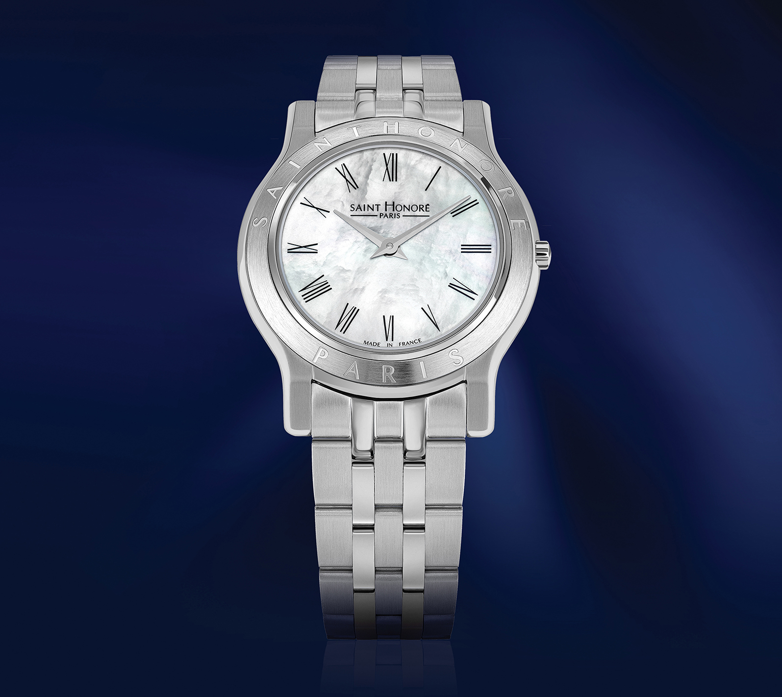 watch design saint honoré steel lady rodolphe