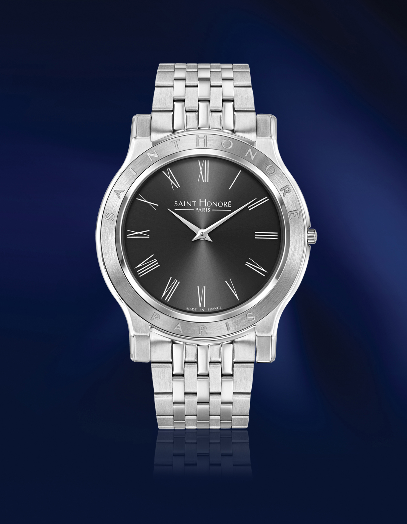 watch design saint honoré steel gent rodolphe