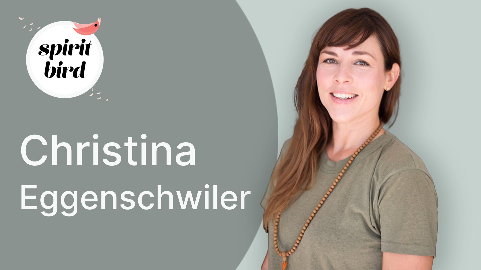 christina eggenschwiler speaker session on youtube