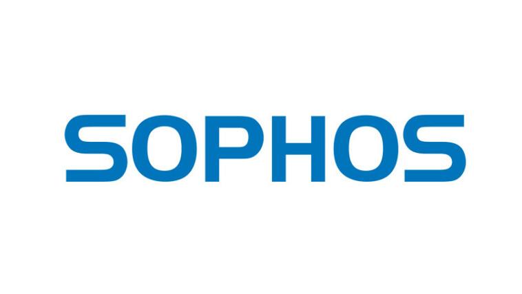 sophos logo block