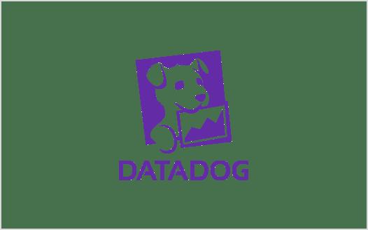 data dog logo block