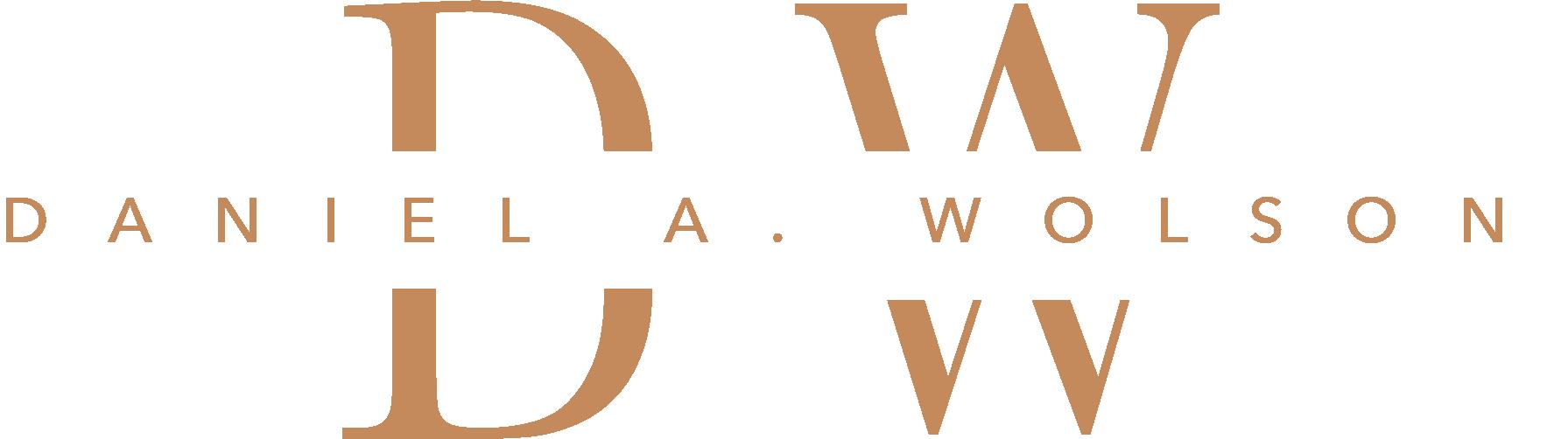 Daniel A. Wolson Logo