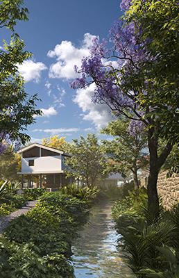 Casas Floresta Desarrollo