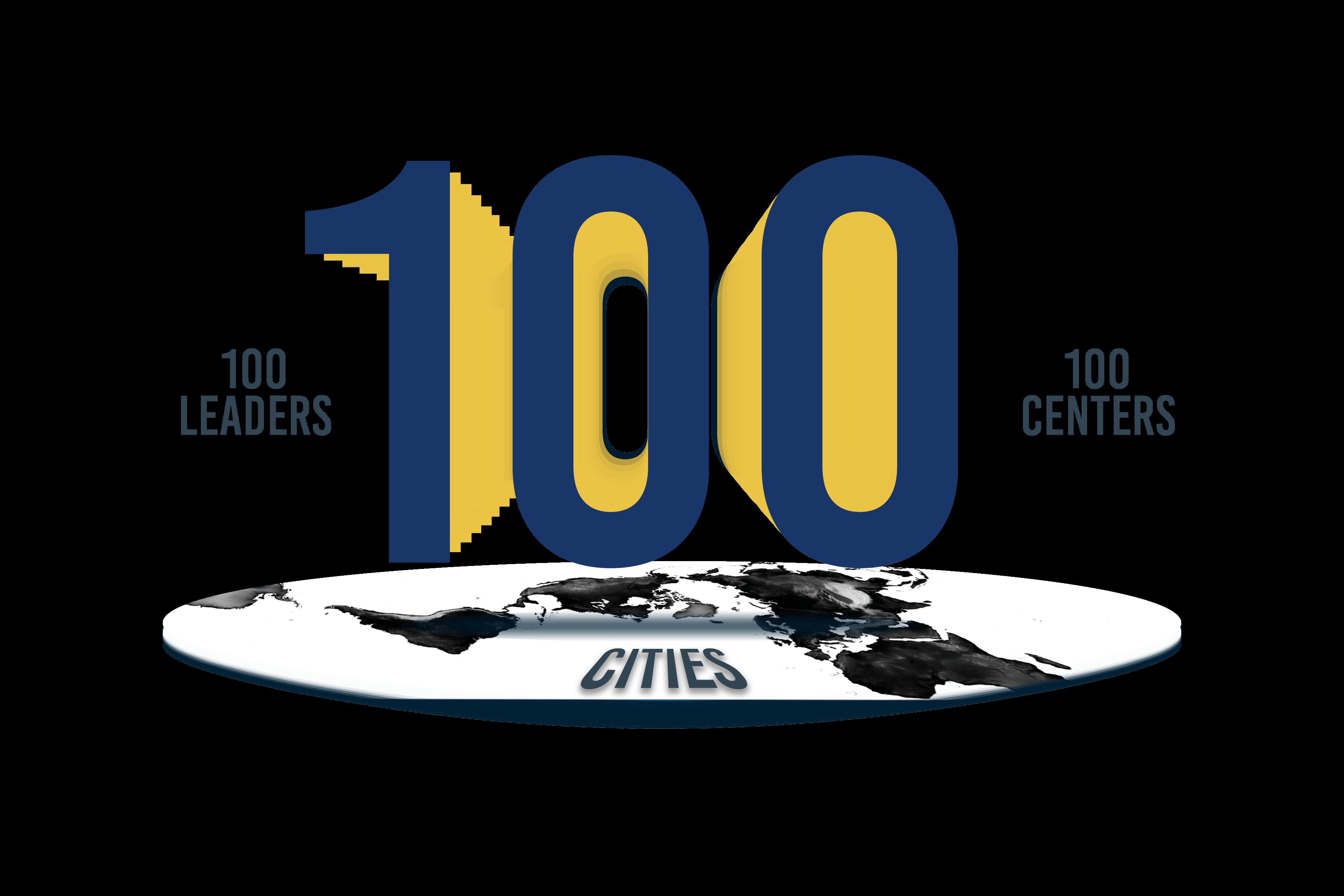 100 centers