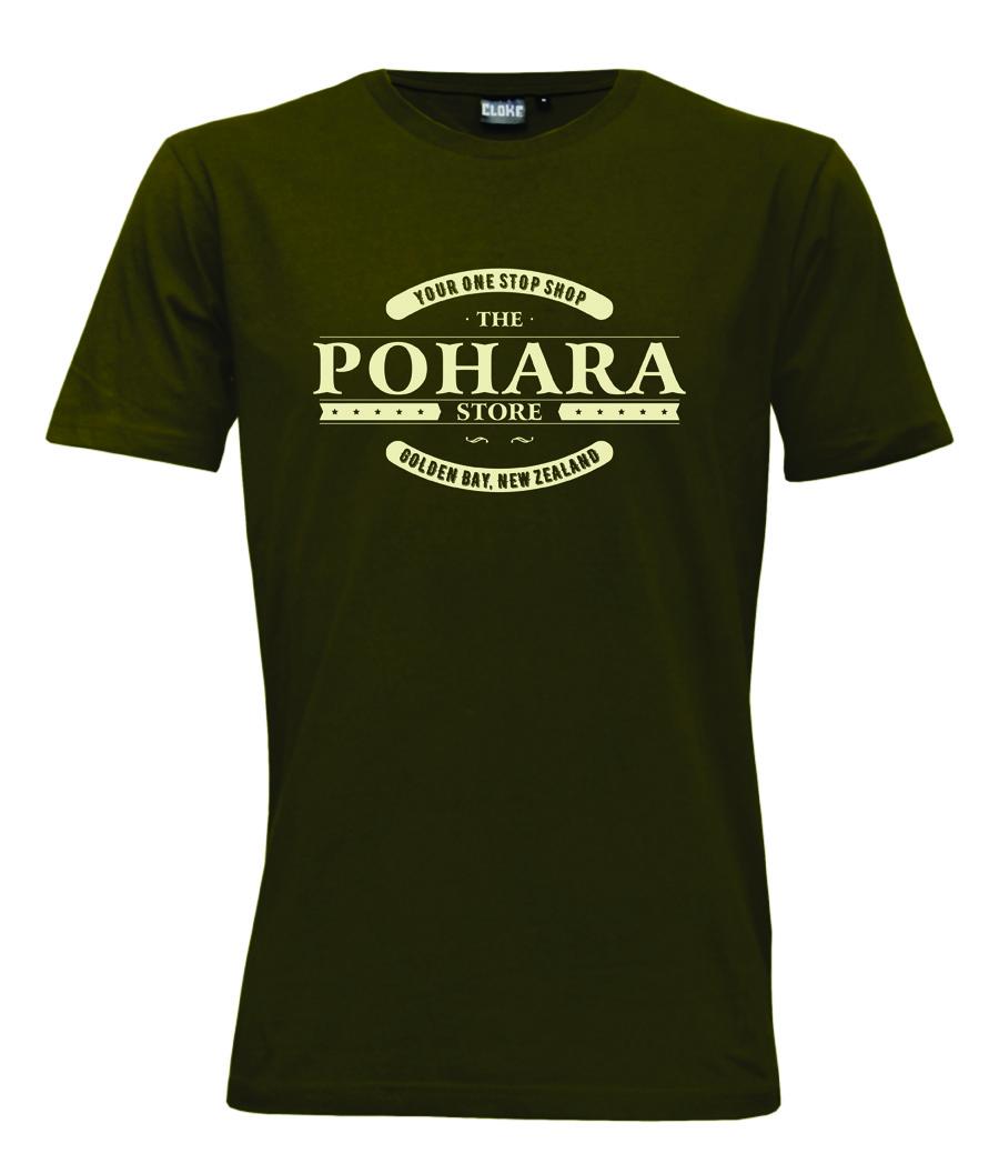 The Pohara Store T-shirt