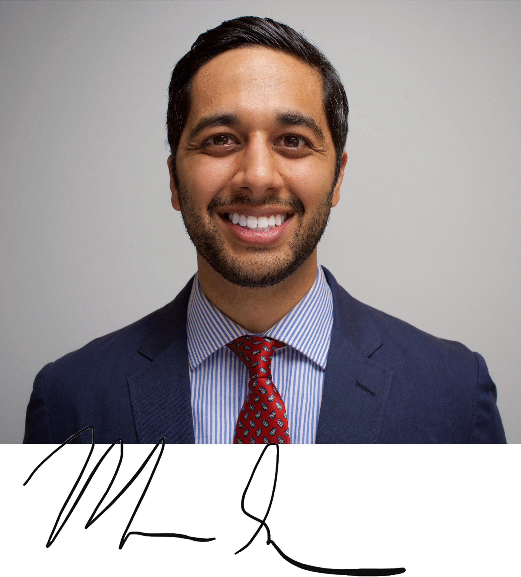 Headshot of Dr Manan Shah
