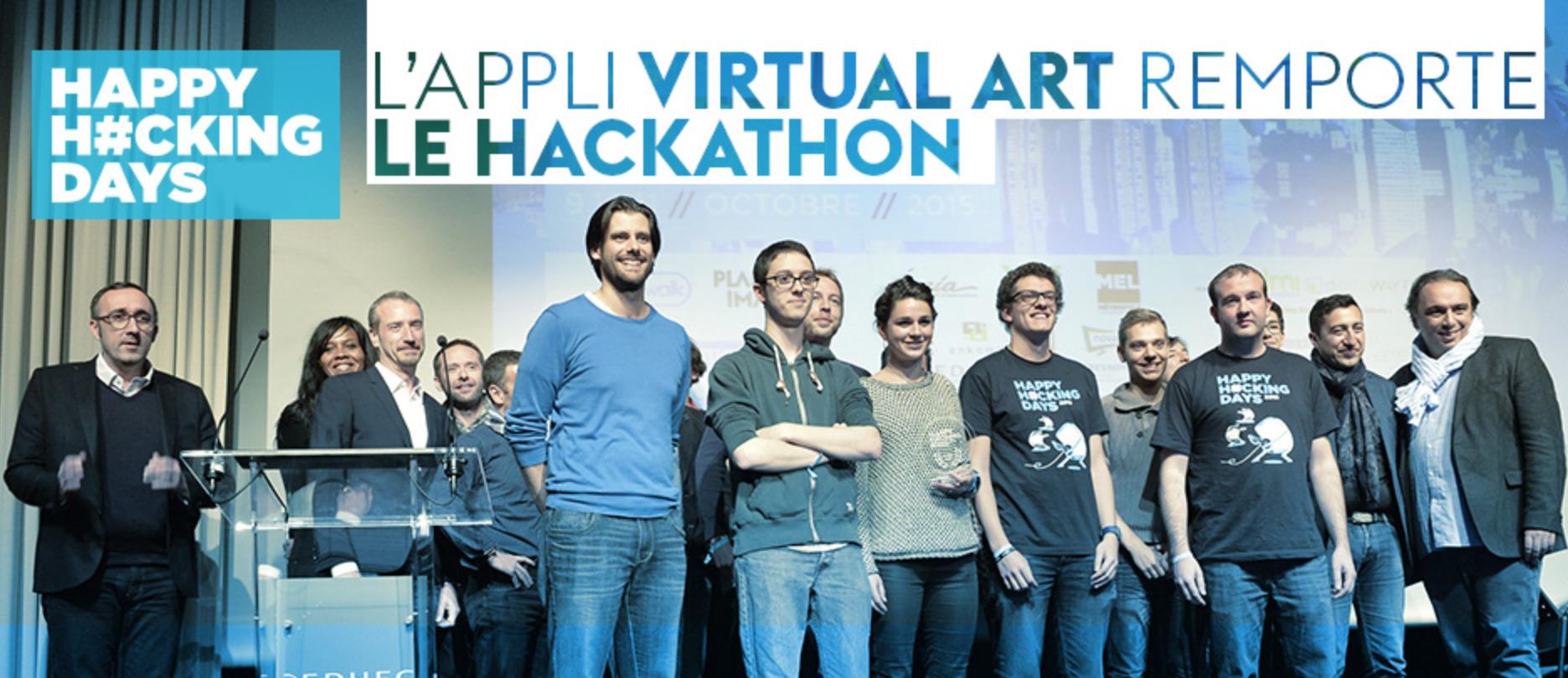Artenpik Victoire Hackathon