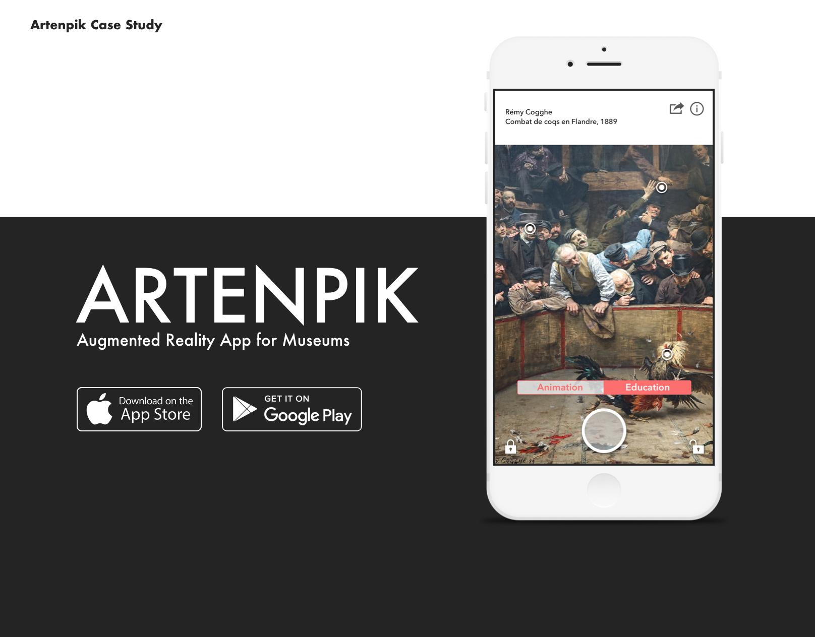 artenpik mobile app