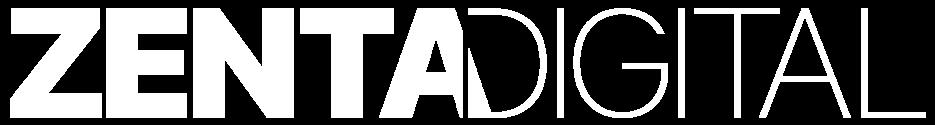 ZENTA Digital Logo