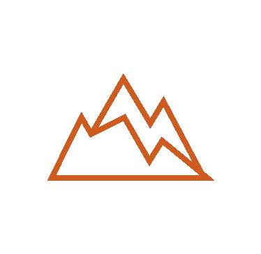 Pictogramme e-vtt montagne