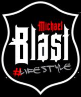 Michael Blast logo