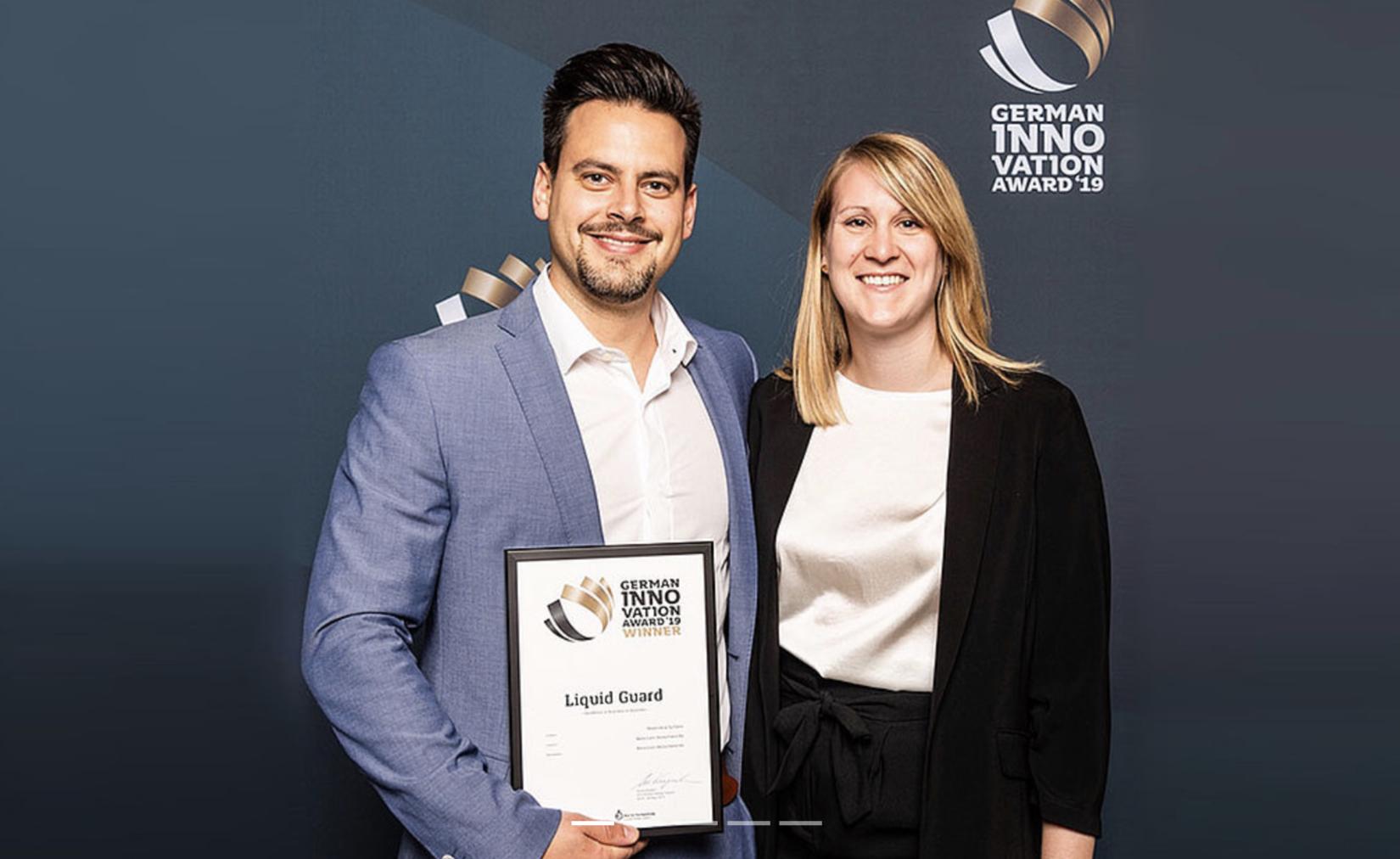 Prix de l'innovation allemande 2019