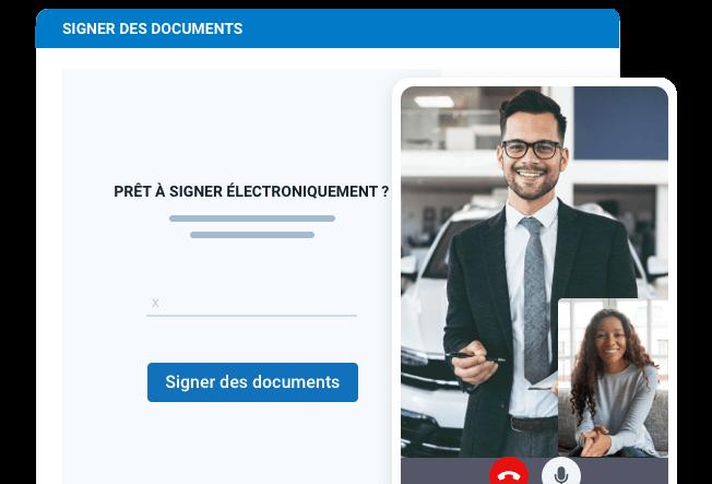 Vendre des voitures en ligne