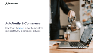 AutoVerify E-Commerce