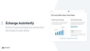 Échange AutoVerify