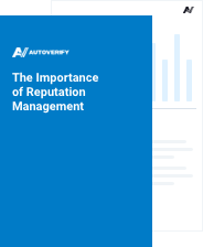 The Importance of Reputation Management
