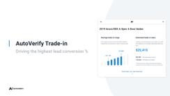 Trade-in Lead Handling