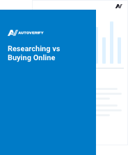 Researching vs Buying Online