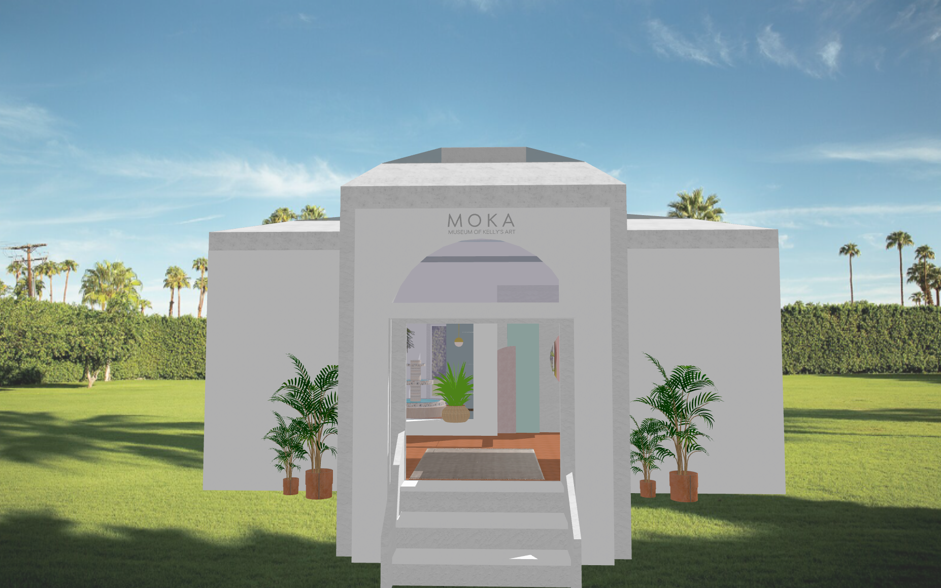 MOKA-virtual museum-3d rendering-1