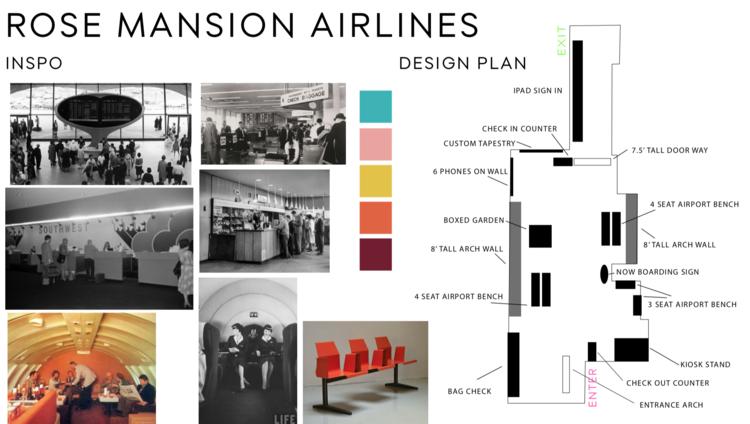 rose mansion-pop-up-design-airline moldboard