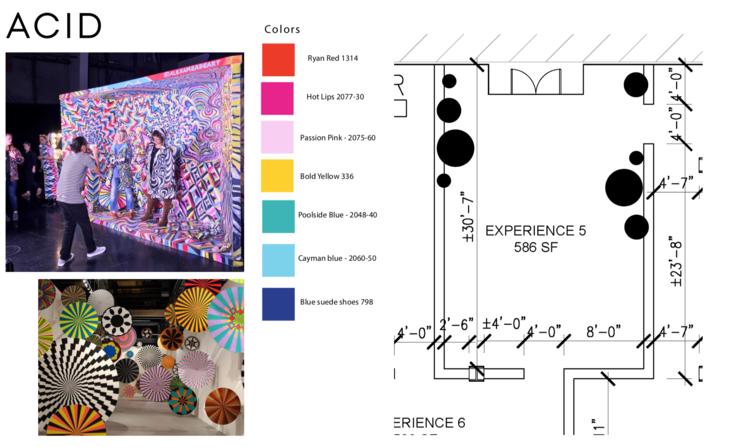 rose mansion-pop-up-design-acid moldboard