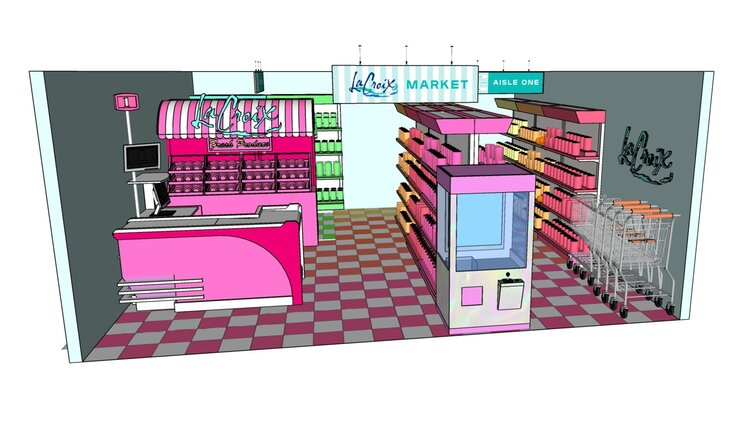 3D sketch of La croix booth at Eatscon-1