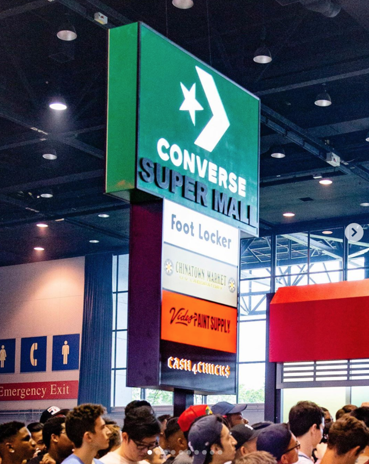 Converse - complex con - sign