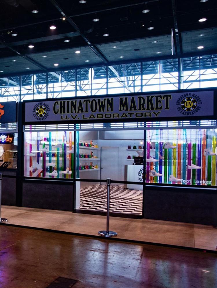 Converse - complex con - chinatown market