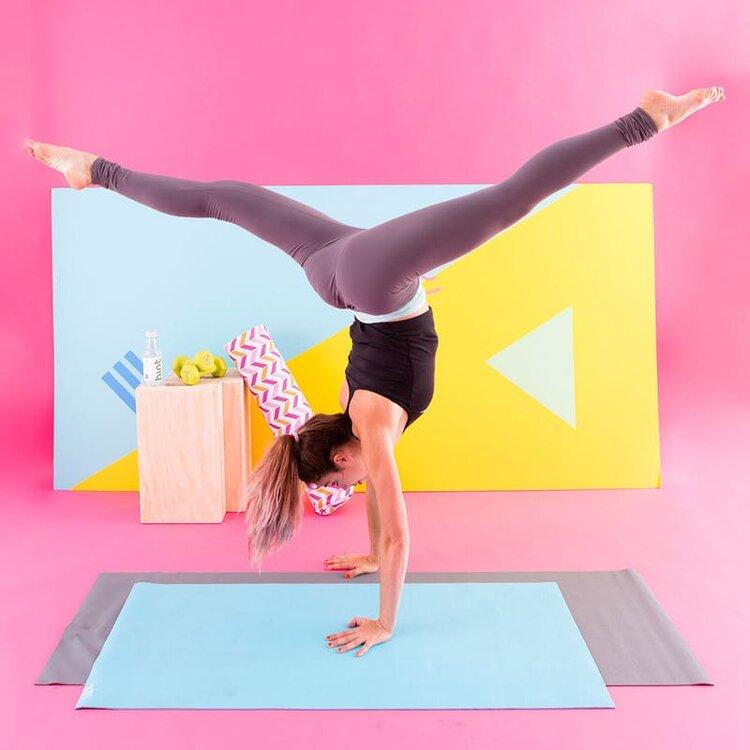 Brit + Co - yoga pants