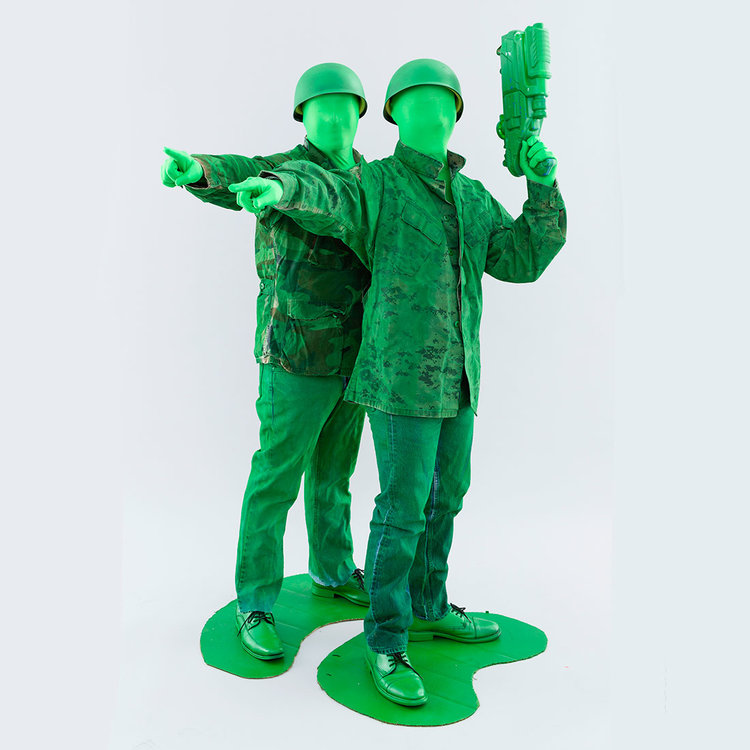 Brit + Co - toy soliders costumer