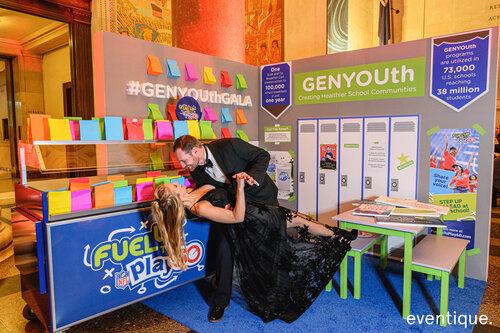 GenYouth Gala booth