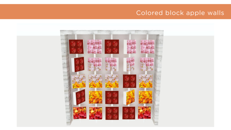 bare snacks - photo booth -rendering 2