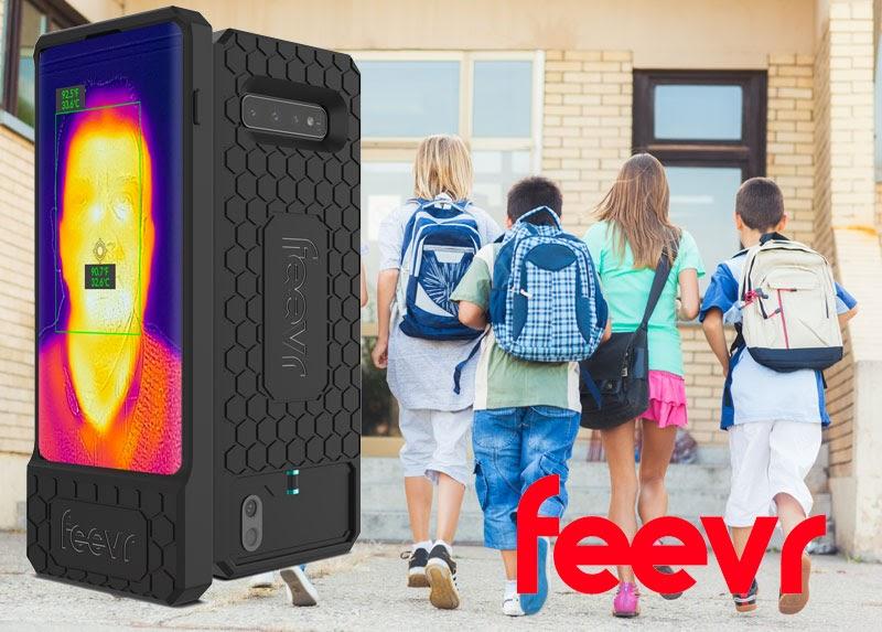 feevr detection at school