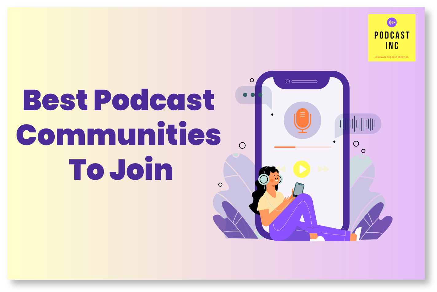 Best Podcast Communities to Join