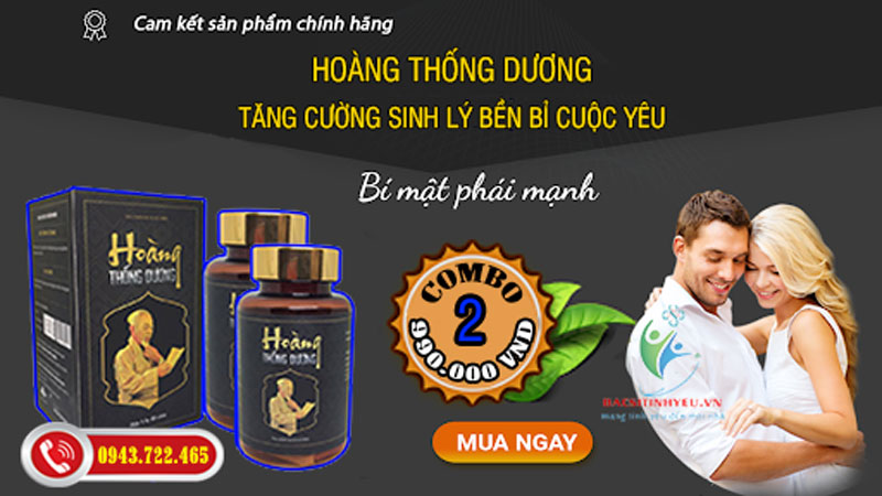 Hoàng Thống Dương mua ở đâu, giá bao nhiêu
