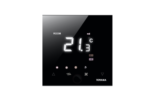 Thermostat - Climate control switch by Toyama