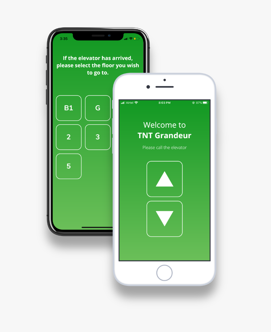 Toyama- Home Automation Android & iOS App