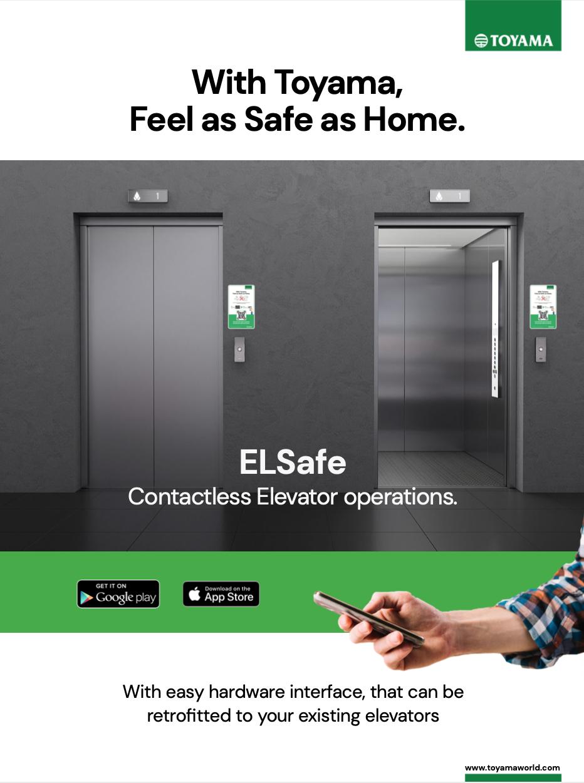 ELSafe Brochure cover page