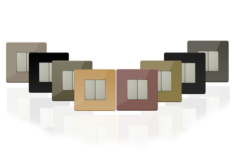 Zeycan Modular Switches by Toyama