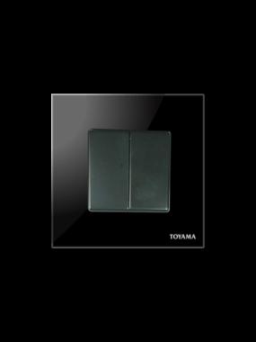 Toyama Glass Modular Switches