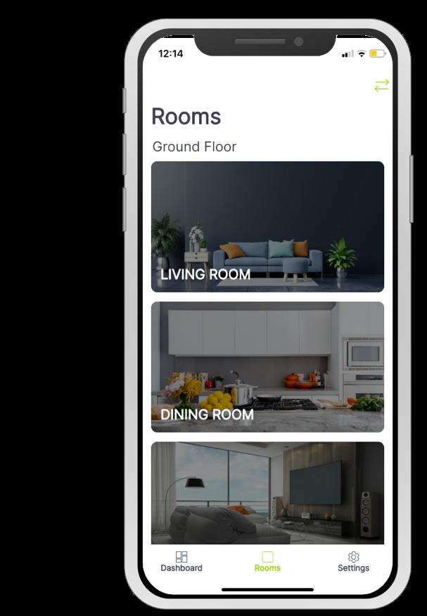 Wizhom II app screenshot