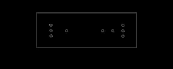 8 Module Lighting Configuration