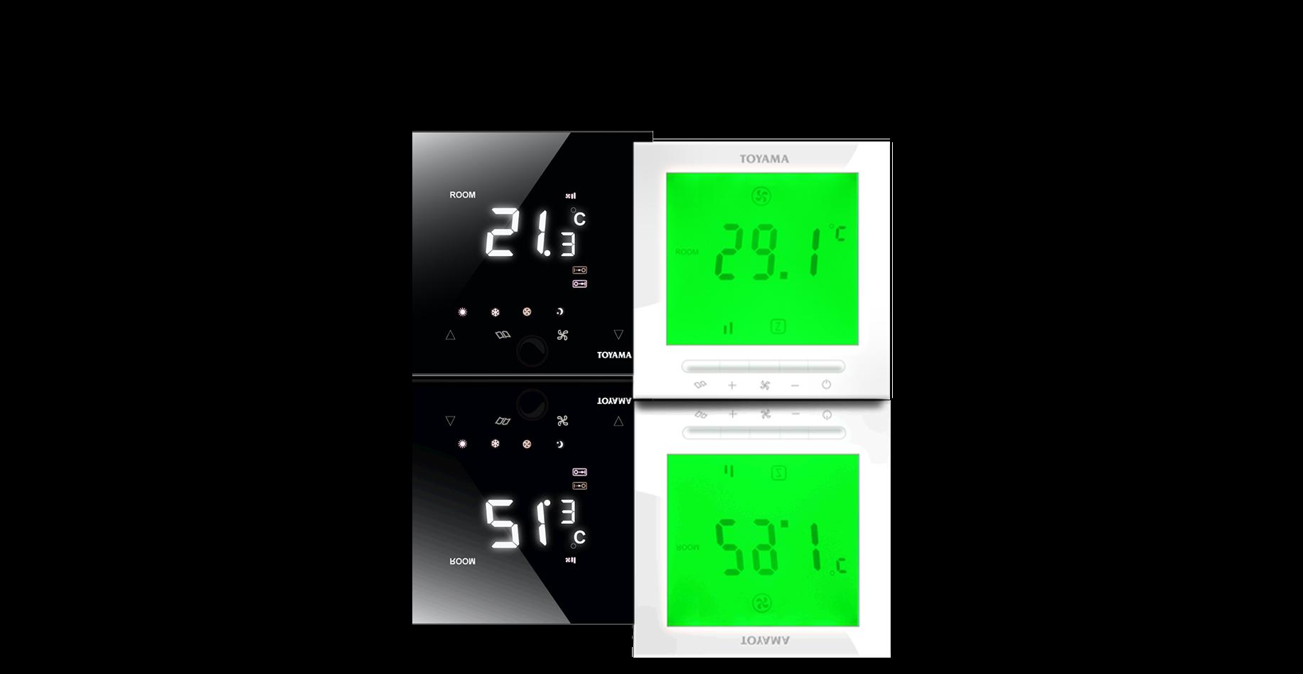Toyama Controls - Thermostat