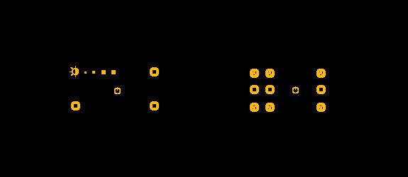Toyama Controls - 4 Module Dimming User Interfaces