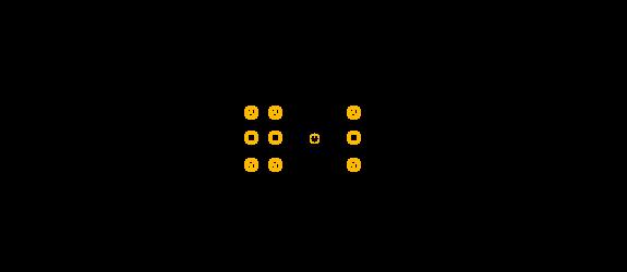 Toyama Controls - 4 Module RGB Dimming User Interfaces