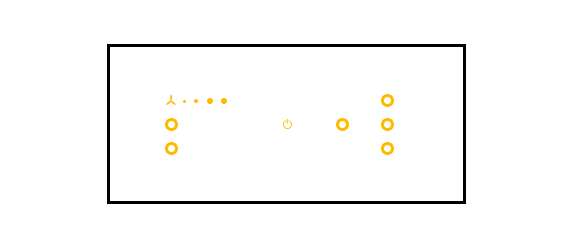 Toyama Controls - 6 Module humfree User Interfaces