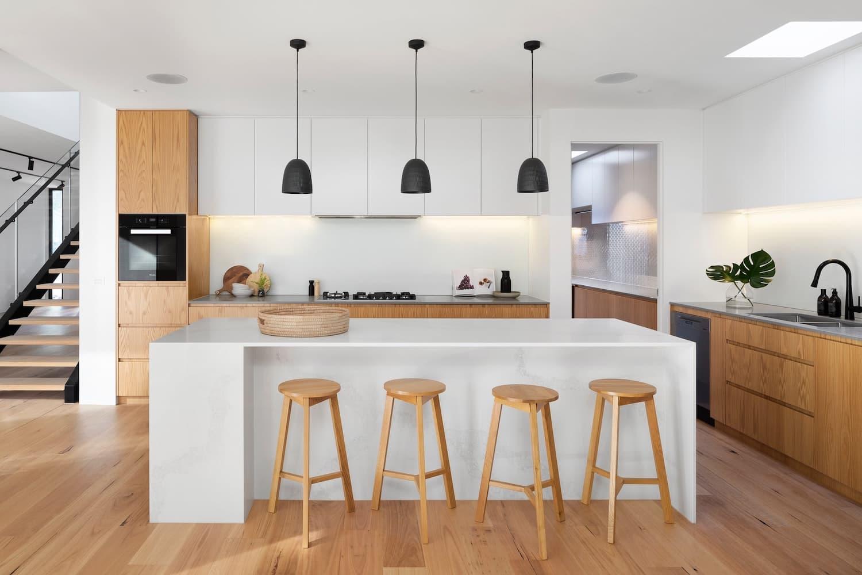 Toyama Controls - 1-10V Dimming for kitchen lighting