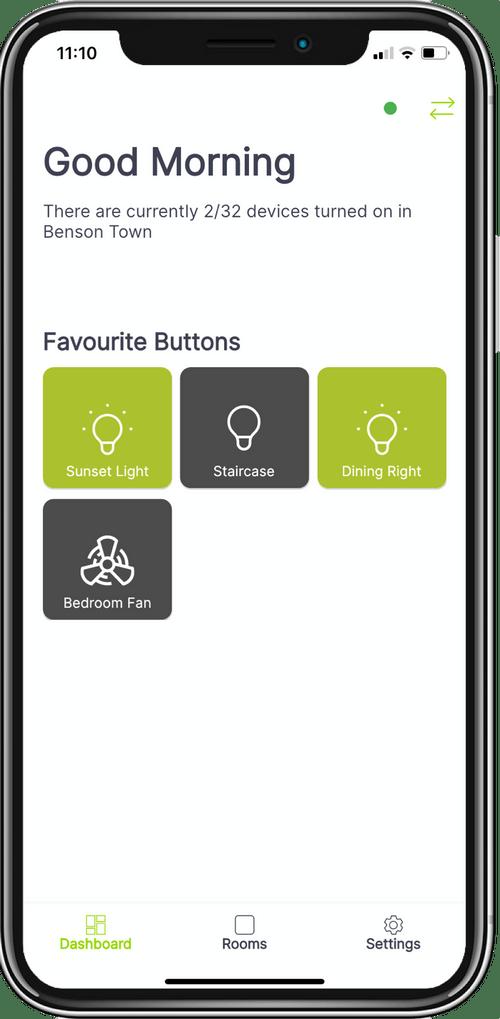 WizHom app